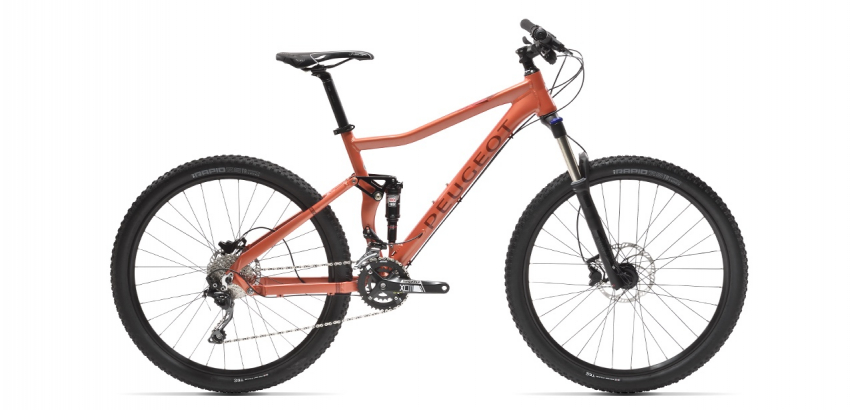 Peugeot Cycles- M03 FS - Deore 20