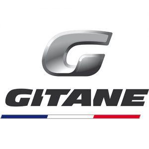 Logo Gitane, fabricant de vélos français