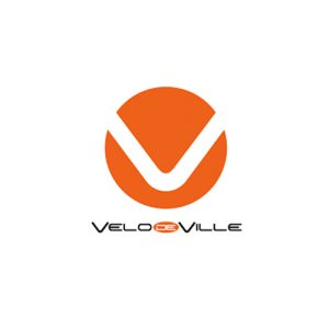 Logo Vélo de ville, fabricant de vélo allemand